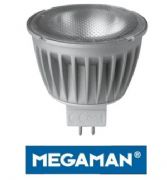 MR16 LED Bulb | 12V Warm White | 40 - 50W Halogen Replacement | MEGAMAN